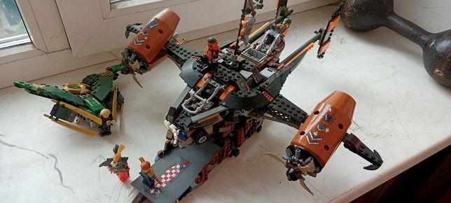 Лего набор: Ниндзяго пиратский корабль