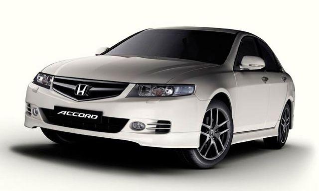 Разборка Honda Accord 7 2003-2008 Хонда Аккорд 7 крыло бампер двигатль
