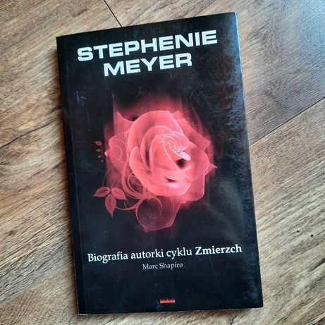 """Biografia autorki """"Zmierzchu"""" Stephenie Meyer"""