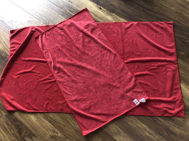 Kompket ręczników eurofirany krwista czerwień