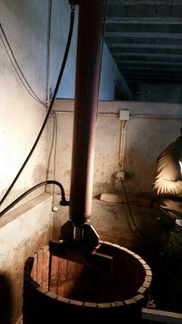 Rachador de lenha hidráulico monofasico