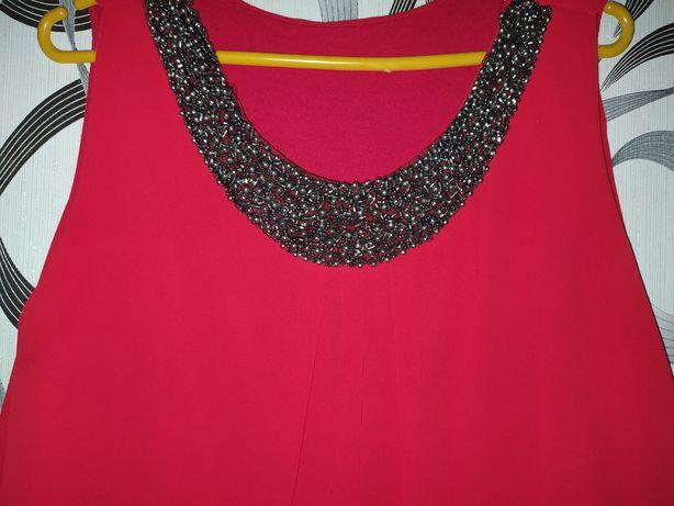 Шифоновая блузка. Р. 48