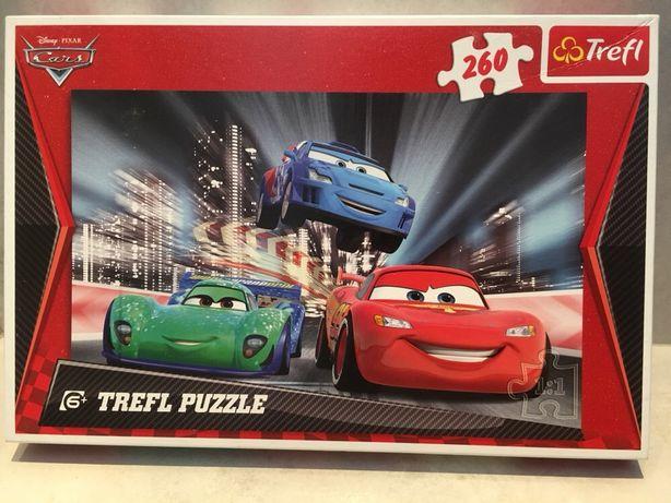 Puzzle Auta /Cars 260 elementów