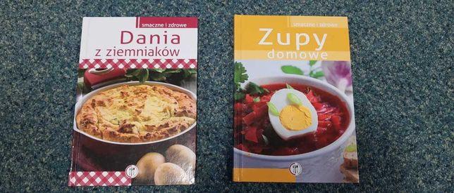 Zupy domowe, Dania z ziemniaków - przepisy
