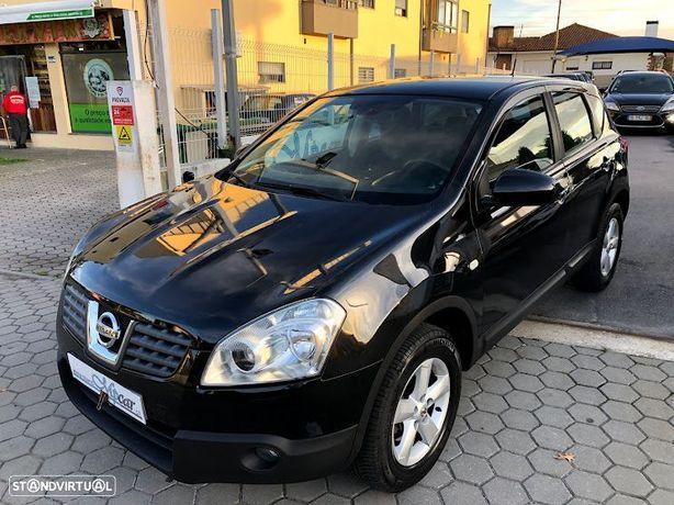 Nissan Qashqai 1.5 dCi Visia AC+ESP