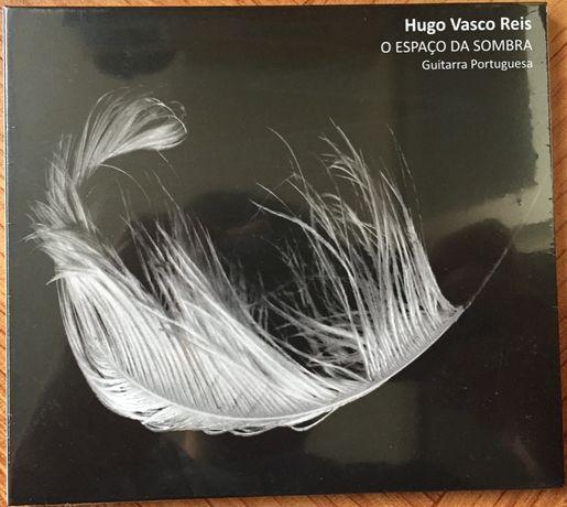 CD de Hugo Vasco Reis - O ESPAÇO DA SOMBRA