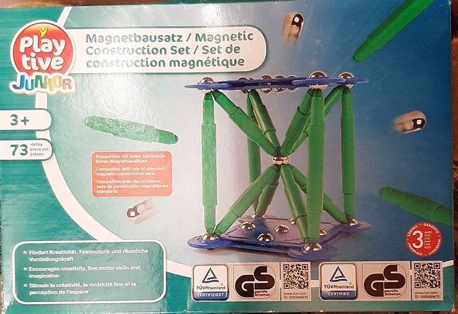 магнитный конструктор play tive junior