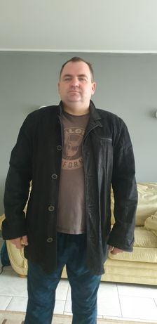 Кожаная куртка нубук