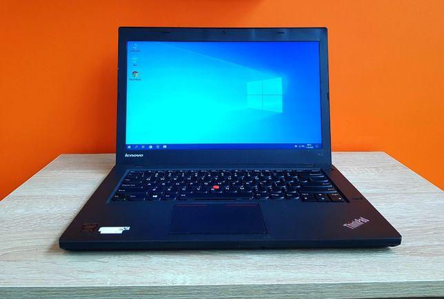 legendarna wytrzymałość ThinkPad Lenovo t440 i5 SSD 240 Gwar Windows