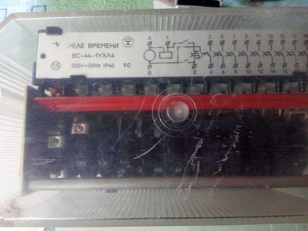 Реле времени ВС-44-1ухл4 220 вольт