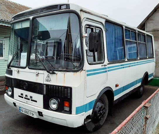 Продається ПАЗ 32050R (2000р)