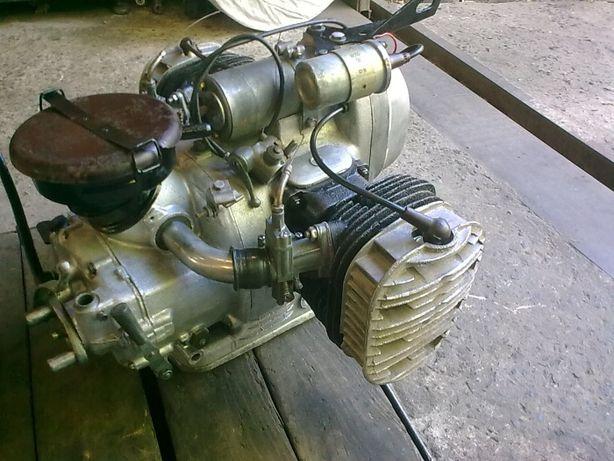 Урал двигатель(Днепр мотор мт)К-750 мост( М 72 бак-рама)колесо
