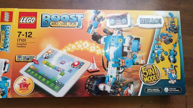 Лего Lego Boost. Робот Верни. Конструктор