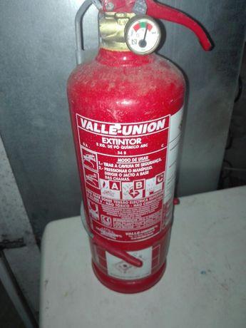 Extintor Valle-Union ABC 2kgs Fora Validade