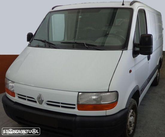 Peças Renault Master 2.5D de 2000
