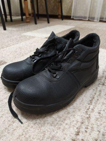 Ботинки рабочие железный носок 41 р