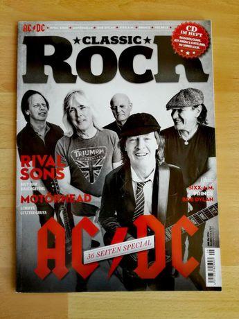 CLASSIC ROCK nr 51, 06/2016 - AC/DC (okładka 2015)