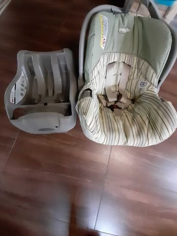Fotelik samochodowy dla niemowląt Evenflo