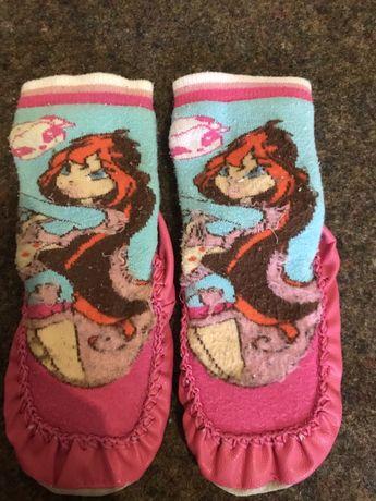 Тапочки шкарпетки