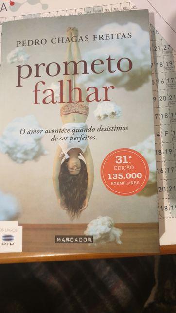 Livro Prometo Falhar