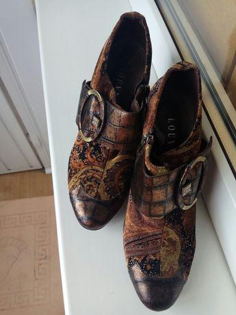 Туфли осенние красивые