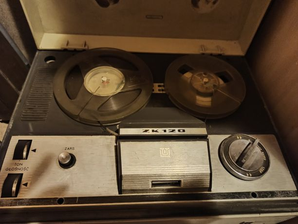 Magnetofon GRUNDIG ZK -120