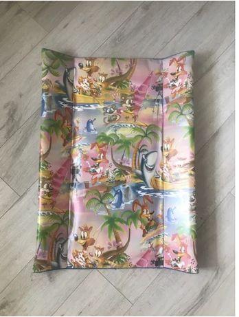 Пеленальный столик на кроватку