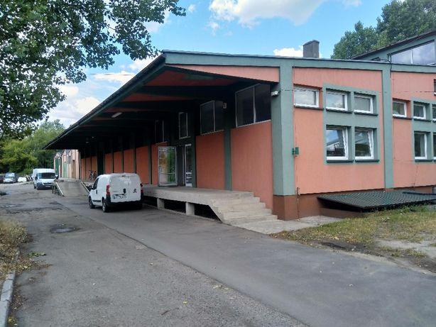 BUDYNEK biurowo-produkcyjny z teren inwestycyjny(Park Przemysłowy)