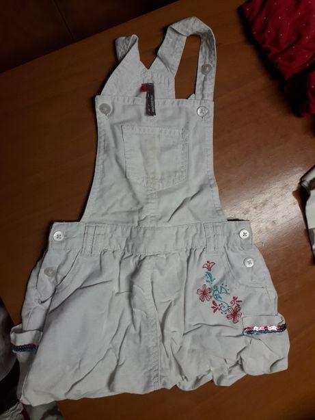 Vestidos / calção / saia 3 anos menina Mayoral Pre-mamã Orchestra Kanz