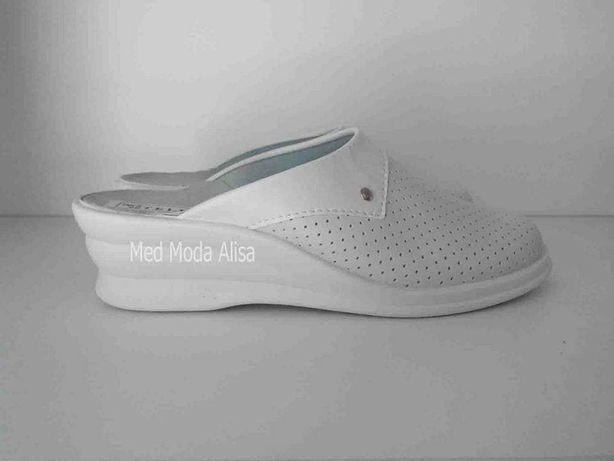 Сабо (кожа) Обувь для медиков и других сфер