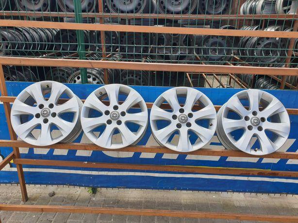 Оригінальні диски Opel Zefira Astra 5/110 R16 6.5J ET37