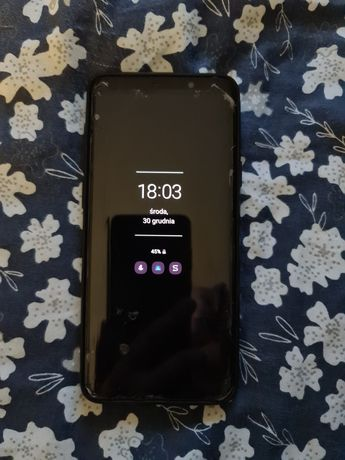 Samsung s9 plus sprawny