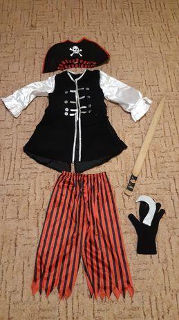 Strój pirata kapitana Hooka