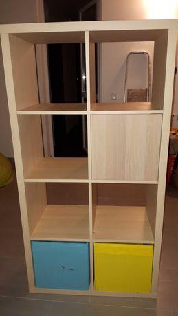 Regał Kallax z Ikei