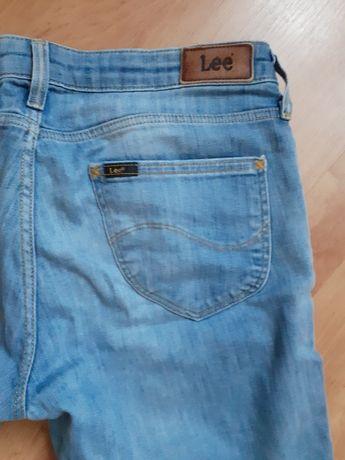 Dżinsy/Jeansy Spodnie markowe Lee M+
