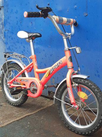 Велосипед (б/у) детский для девочки