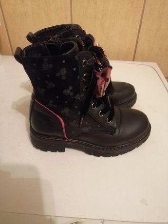 Buty jesienne 19.5 cm wkładka
