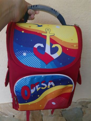 Рюкзак школьный ортопедический.