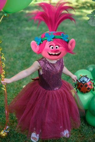 Детское платье на 3 годика