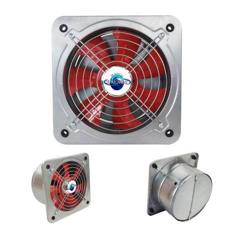 Вентилятор для СТО. Вентилятор осевой с обратным клапаном