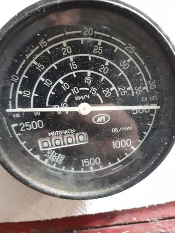 Тахоспидометр на трактор