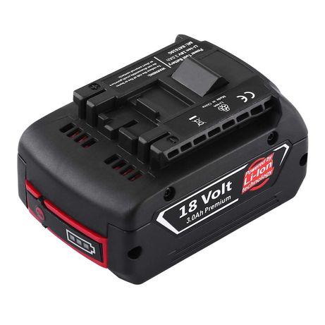 Аккумулятор 18В Li-ion 3 Ач Bosch  Bosch BAT610/Bosch GBA, 18 V, 3Ah