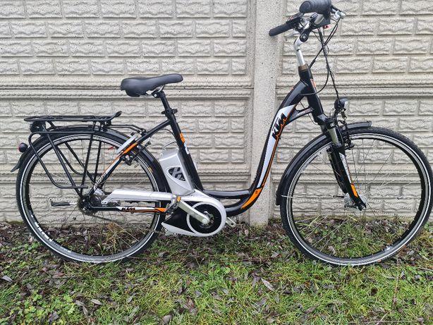 890-rower elektryczny KTM AMPARO 8MT damka miejski wysyłka kurierem