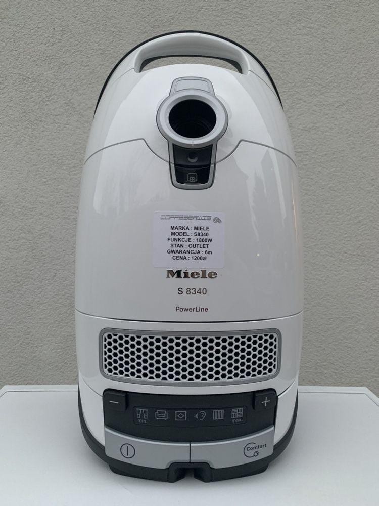 Odkurzacz MIELE S8340 PowerLine 1800 watt gwarancja