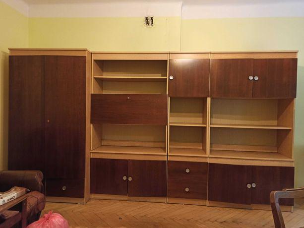 Meblościanka Szafa Barek PRL meble do garażu lub na przetwory