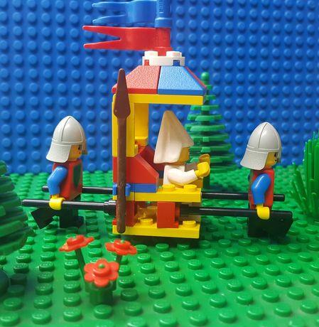Lego Castle MOC lektyka
