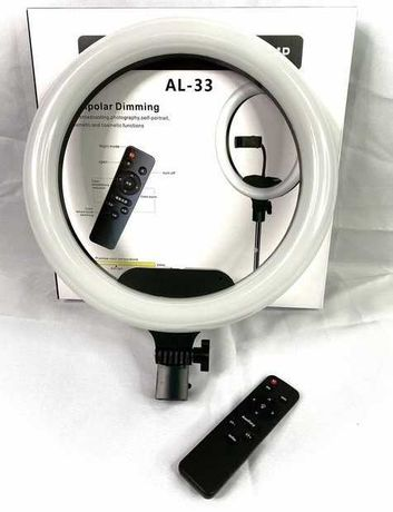 Селфи лампа, кольцевая и штатив / Led, выставление под углом