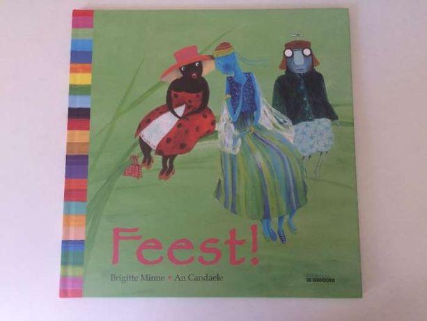 Livro (Holandês) - Feest!