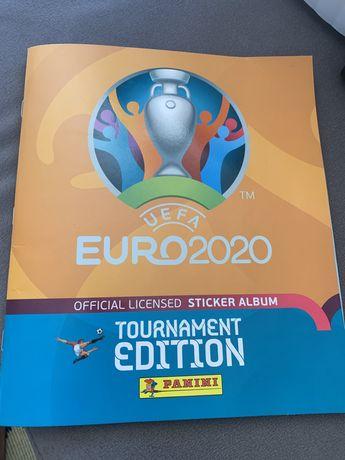 Troca de cromos - Panini Euro 2020