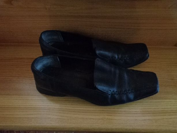 Buty skórzane r. 38